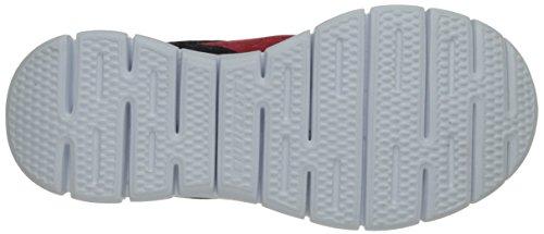 Skechers SynergyPower Shield 95496L, Jungen Sneakers Rot (Rdbk)
