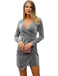 Amazon.it: Argento Gonne Donna: Abbigliamento