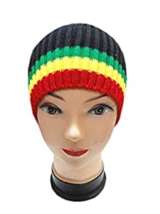 InnovationTheStore Bob Marley Fancy Cap / Winter Cap / Skull Cap