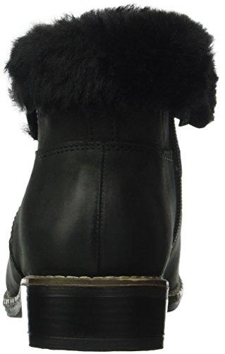 Caprice 26356, Bottes Classiques Femme Noir (Black Comb 019)