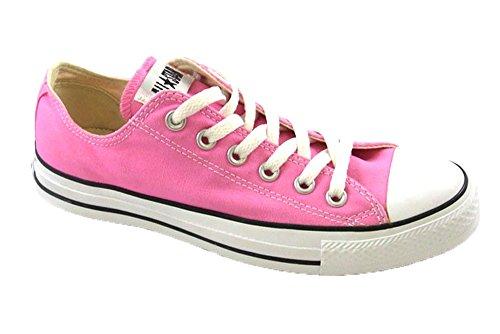 M1 Converse OX - Sneaker basse con lacci, unisex Rosa (rosa)