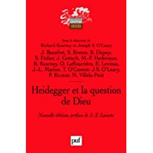 Heidegger et la question de Dieu