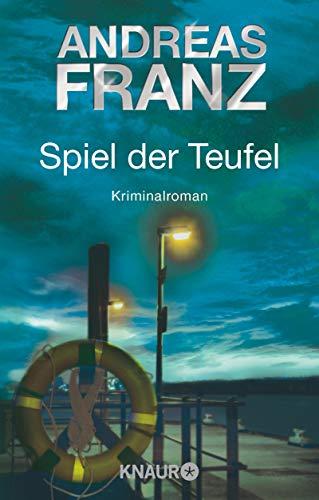 Buchseite und Rezensionen zu 'Spiel der Teufel' von Andreas Franz