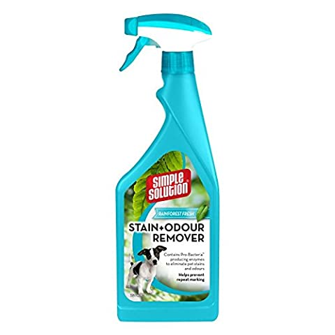 Simple Solution Simple Solution Rainforest Fresh Stain & Odour Remover - 750ml
