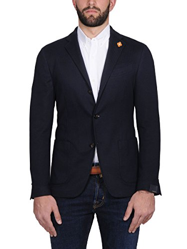 lardini-herren-ea902va465546-blau-baumwolle-blazer