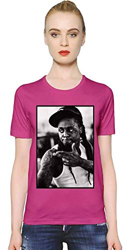Lil Wayne YMCMB YMCMB Women T-Shirt Girl Ladies Stylish Fashion Fit Custom Apparel by Medium - Lil Shirt Wayne Rosa