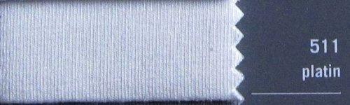 Schlafgut Boxspring Split-Topper Spannbetttuch Platin, 180x200-200x220 cm