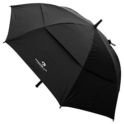 Procella Parapluie de Golf Coupe-Vent Protection Anti-UV - 157 cm Grande Ouverture Automatique Pluie...