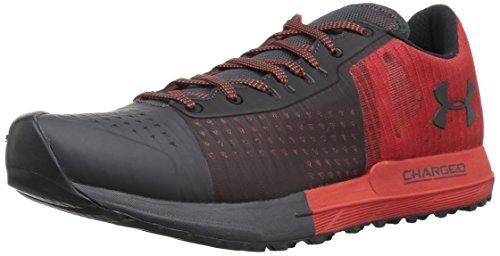 Under Armour UA Horizon Ktv, Zapatos de Low Rise Senderismo para Hombre, Negro Anthracite 100, 41...