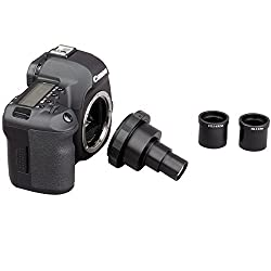Canon, Nikon & Olumpus Slr Dslr Camera Adapter For Microscopes