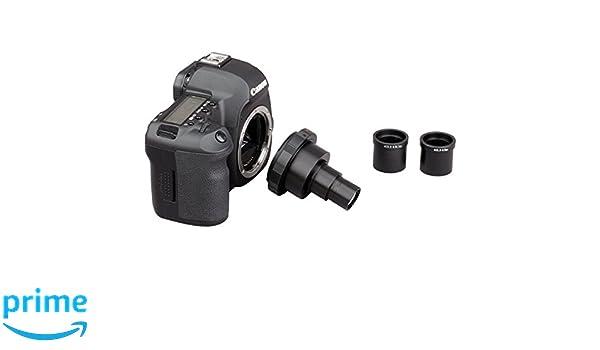 Canon nikon und olumpus slr dslr kamera adapter für mikroskopie