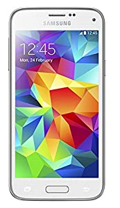 Samsung Galaxy S5 Mini UK Sim Free Smartphone, White (Certified Refurbished)
