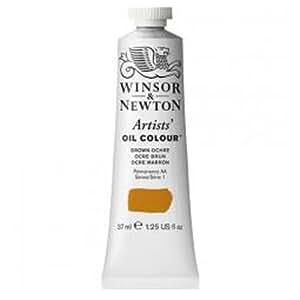 Winsor & Newton 37ml Artists' Oil Colour (TRANSPARENT MAROON)