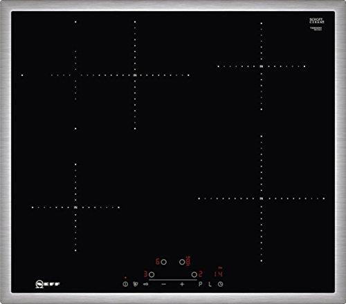 Neff T36BD60N1 Table de cuisson/induction / 60 cm/Touch Control/zone à rôtir
