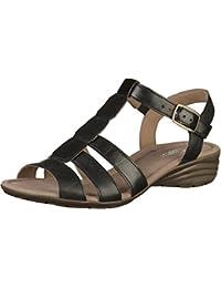 Suchergebnis auf Amazon.de für  Leder - Sandalen   Damen  Schuhe ... 5ba28f44c0