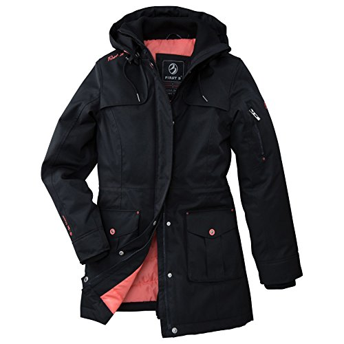 Damen Winterjacke wattiert modern Jacke wärmend First B