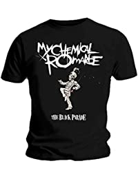 Ripleys Clothing Official T Shirt My Chemical Romance Black Parade Cover Logo All Sizes
