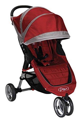 CITY MINI  ROJO - JOGGER