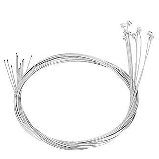 Cable de Freno de Bicicleta 10pcs Bike Brake Bicycle Cord Braking Line Cable Repair Replacement Accessory