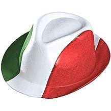 WIDMANN 0399H - Cappello Fedora Tricolore Italia in Feltro 8634c8fa394b