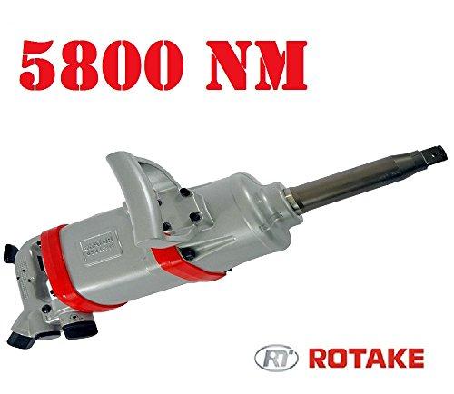 """Preisvergleich Produktbild Schlagschrauber Druckluft 5800 Nm 1"""" Zoll LKW Bus Industrie"""