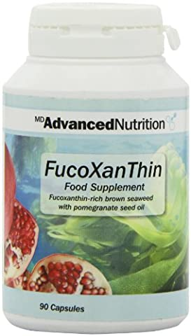 Health Arena Advanced Nutrition Fucoxanthin 90 Capsules
