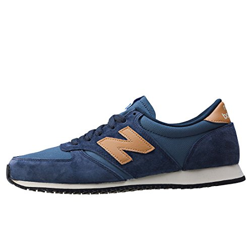 New Balance U420PNT U420PNT, Turnschuhe Navy Tan