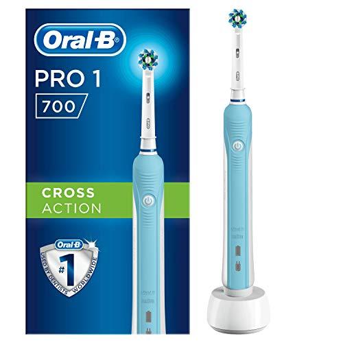 Oral-B PRO 700 Cross Action Brosse à Dents Électrique par Braun