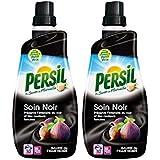 Persil lessive liquide spécialiste soin couleur noire 1,5l 30 lavages - Lot de 2