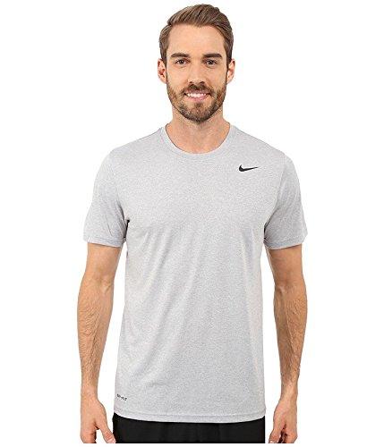 Nike pour homme Dry Legend 2Tee Loup gris / noir