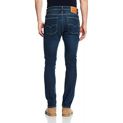 Levi's Herren Jeans 510 Skinny Fit Blue