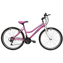 """Discovery DP070 - Bicicleta de montaña mountainbike B.T.T. 26"""". cambios fricción 18 Velocidades"""