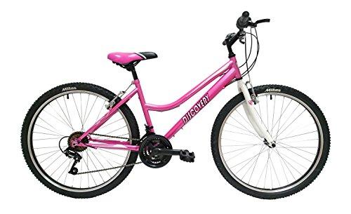 Discovery DP070 – Bicicleta de montaña mountainbike B.T.T. 26″. cambios fricción 18 Velocidades