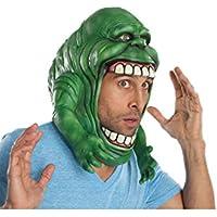 Máscara de cabeza oficial de Rubies de Moquete de Los Cazafantasmas, accesorio para Halloween