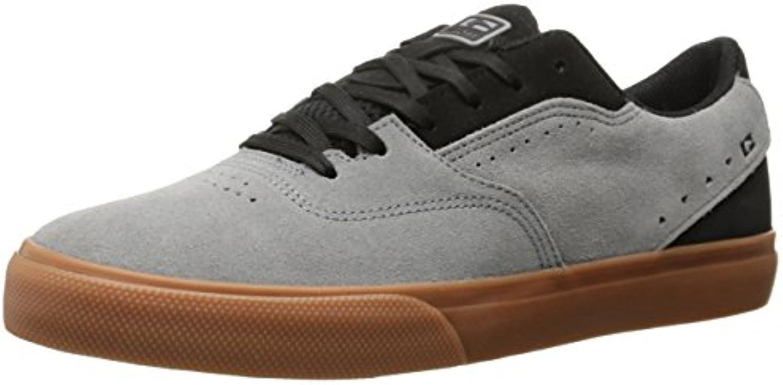 Globe Skateboard Shoes The Sabbath Mid Grey/Black Size 8  -