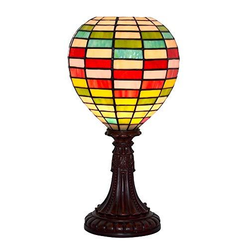 Buntglas-Heißluft-Ballon Study Room Schlafzimmer Nachtlicht Regenbogen-Laterne-Geburtstag-Geschenk-