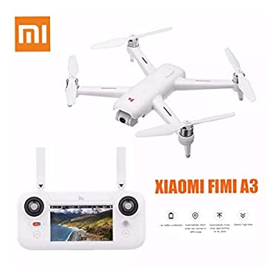Sansee Gimbal 1080P Camera Drone RC Drone Quadcopter RTF GPS Helicopter Xiaomi FIMI A3 5.8G 1KM FPV 2-axis Control Drone