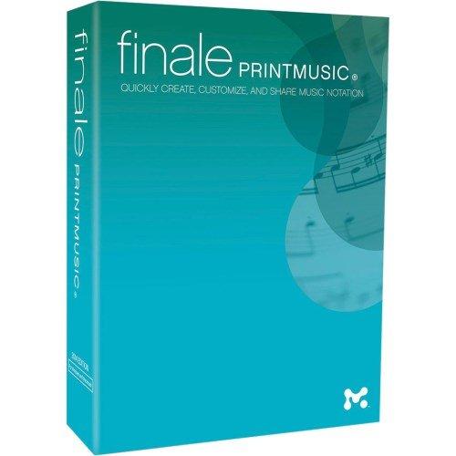 MAKE MUSIC Finale PrintMusic 2014 - Vollversion deutsch