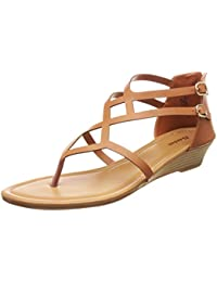 BATA Women's Lozze Fashion Sandals