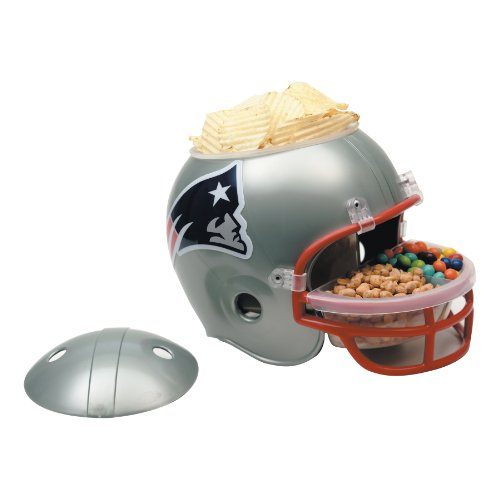 (NFL Snack-Helm New England Patriots)