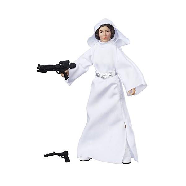 Star Wars Rogue One - Figura Princesa Leía Organa, 15 cm (Hasbro B9803ES0) 1