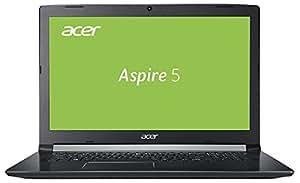 Acer Aspire 5 A515-51G-58EV 39,6 cm (15,6 Zoll Full-HD IPS matt) Multimedia Notebook (Intel Core i5-8250U, 8GB RAM, 128GB SSD, 1.000GB HDD, NVIDIA  GeForce MX150 (2GB VRAM), Win 10) schwarz