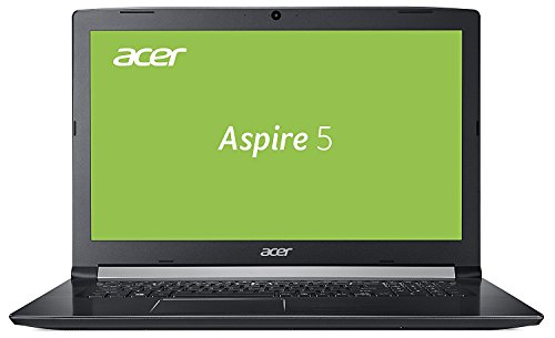 Acer Aspire 5 A515-51G-58EV 39,6 cm (15,6 Zoll Full-HD IPS matt) Multimedia Notebook (Intel Core i5-8250U, 8GB RAM, 128GB SSD, 1.000GB HDD, NVIDIA  GeForce MX150 (2GB VRAM), Win 10) schwarz