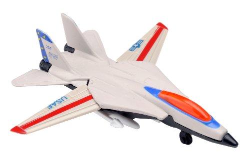 SIMBA Majorette DieCast Aerei Jet Militari 12mod. (Sogg.casuale) usato  Spedito ovunque in Italia