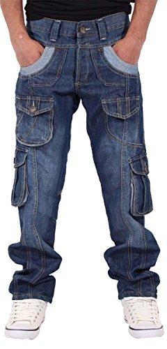 peviani-herren-jeanshose-blau-dunkelblau