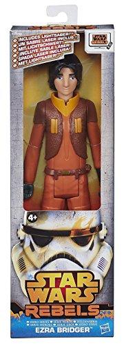 Star Wars Rebels Hero Series Ezra Bridger ()