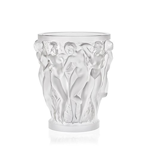 Lalique / Vasi / Bacchantes / Baccanti / vaso / cristallo