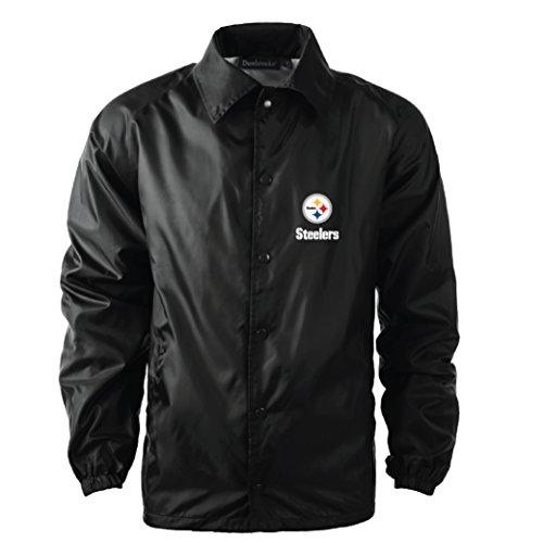 Dunbrooke Apparel NFL Coaches Windbreaker Jacket