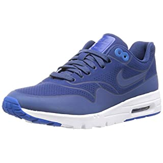Nike Damen Air Max 1 Ultra Moire Sneakers, Blau Coastal Blue, 40 EU