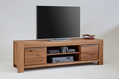 TV-Kommode Nena Lowboard Wildeiche Massiv Breite 175cm 2757 exsopo